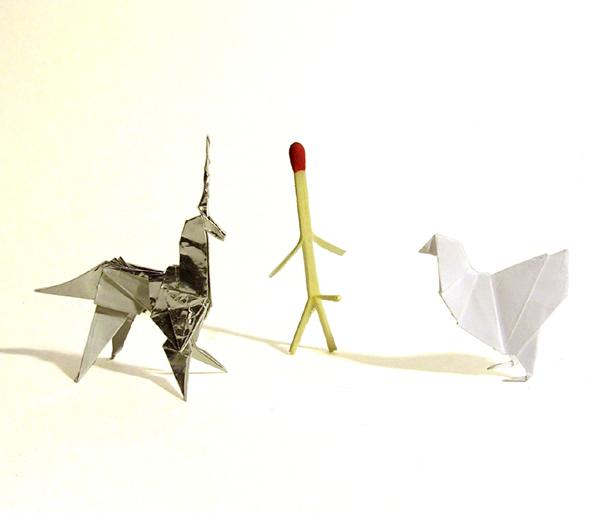 blade runner origami props w display case ebay