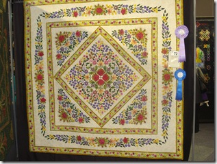 RU Best of Show Best Applique