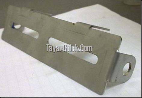 bracket plate no 1