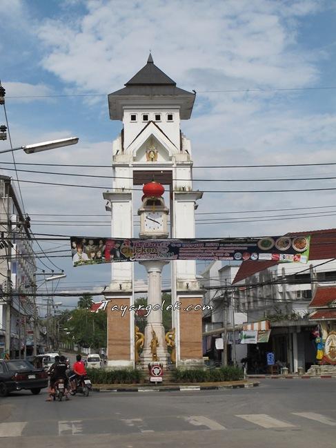 Betong Clock Tower