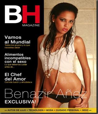 BH Magazine portada