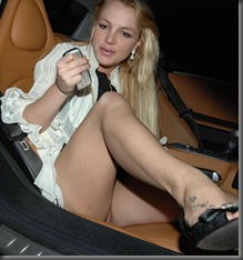 Britney vagina