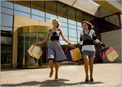 Happy Shoppers - iStock_000006404809XSmall