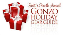 Scotts Gonzo Gift Guide