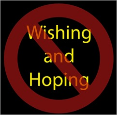 Wishing and Hoping