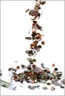 Money Falling - LR