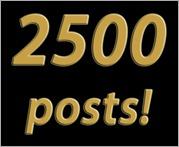 2500 posts