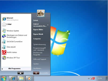 Transformar Windows XP en Windows 7