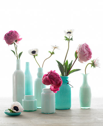 Turquoise and magenta my current favorite color combination whether for a