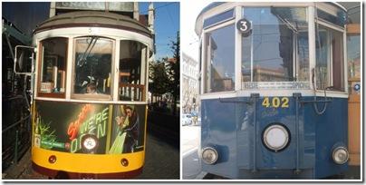 Aj alla guida del mitico n28 di Lisbona e il tram di Opicina a Trieste