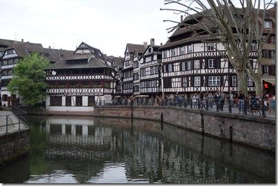 Petit France a Strasburgo