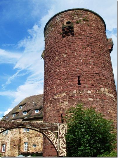 La torre di Raperonzolo a Trendelburg