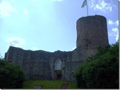 Il castello di cenerentola a Polle