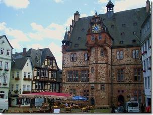 Marktplatz a Marburg