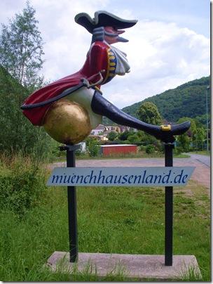 Barone di Munchausen a Bodenwerder