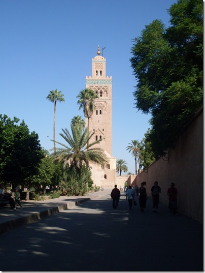 La Koutubia a Marrakech