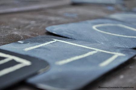 stendere la vernice lavagna con il rulloDSC_0957