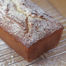 Ginger Butter Cake