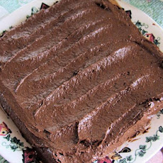 Low Sugar Chocolate Frosting
