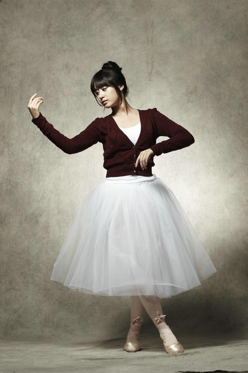 t-ara ji yeon ballerina 2