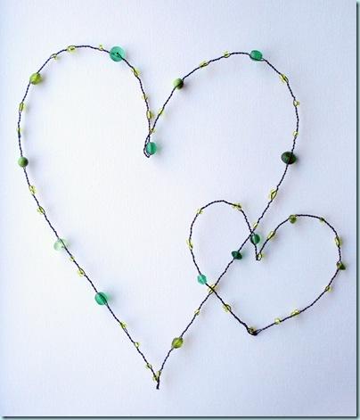 serca zielone
