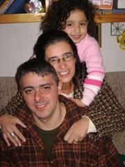 Duda e família