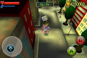 Screenshot of Pocket Fighter