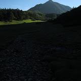 ガイド報告「夏本番!南アルプス 光岳から聖岳縦走」