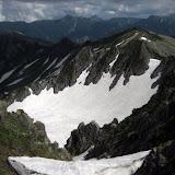 北ア裏銀座 水晶岳・鷲羽岳・野口五郎岳・烏帽子岳の写真UPしました。