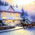 Bringing Home the Christmas Tree.jpg