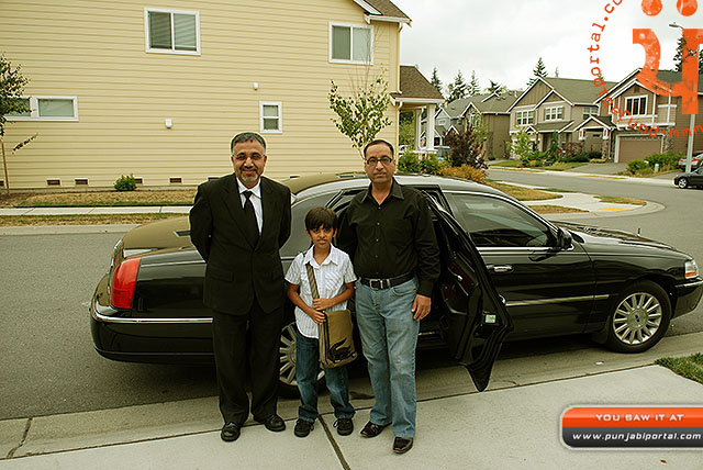photo of Karan Brar  - car