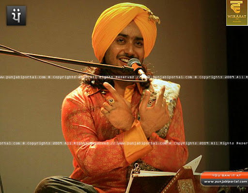 satinder sartaaj performing live