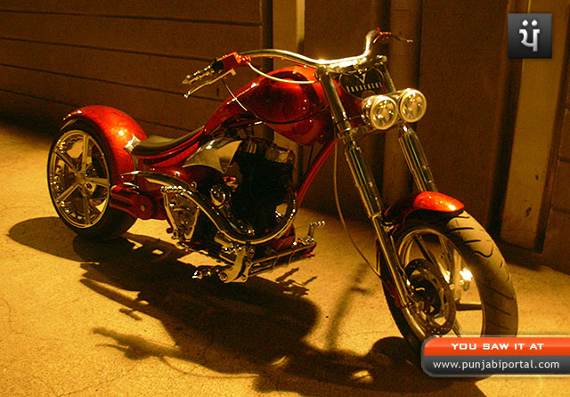 Vardenchi Custom Royal Enfield Motorcycles Bullet 350 modified Bullets in India canon