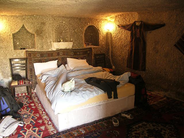 Отели и цены в Каппадокии: наш опыт