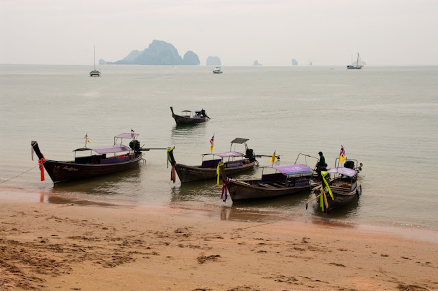 <p>Пляж Рейли Бич (Railay Beach) в Краби</p>