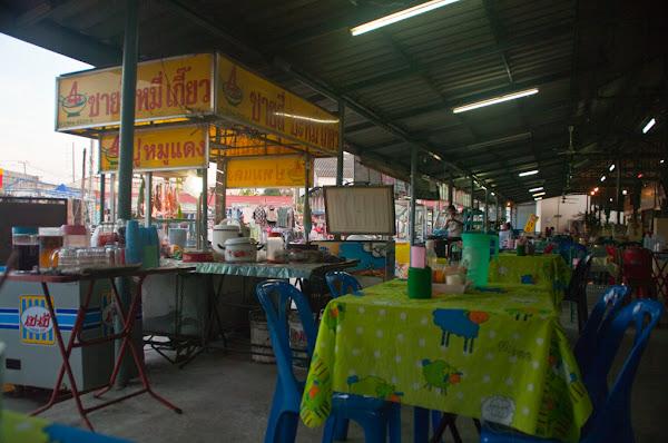 Где поесть в Ао Нанге