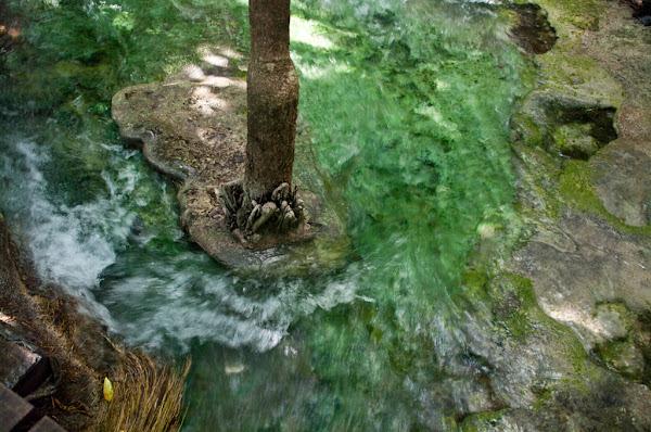 Изумрудное и Голубое озера   горячие источники в Краби