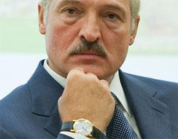 Aleksandro Lukašenkos laikrodis