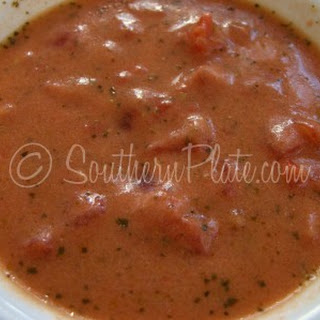 Simple and Delicious Tomato Soup