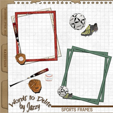 Sports Frames Preview