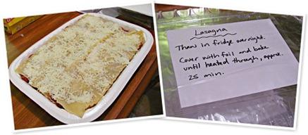View Lasagna