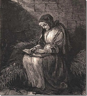 Martin Susanna praying