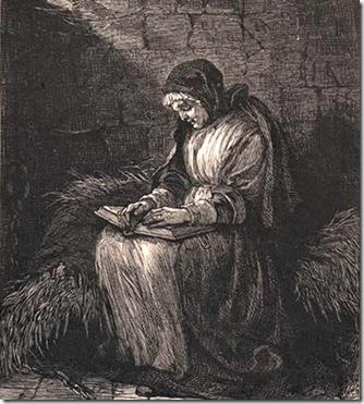 Martin Susanna praying