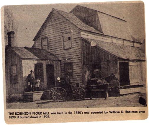 Utah American Fork Robinson Flour Mill