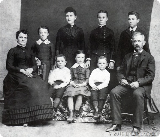 David Lewis Drew Family