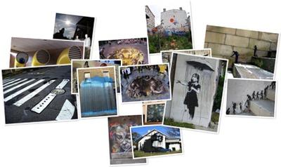 """Просмотр альбома """"100 лучших работ уличного Art'a за 2010"""""""