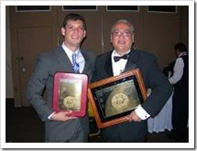 Eddie Baeza y Jesus Erosa 2008