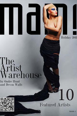 MAMi Magazine Holiday '11 AW