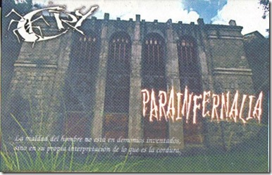 Parainfernalia