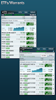 Screenshot of Market+ Mobile